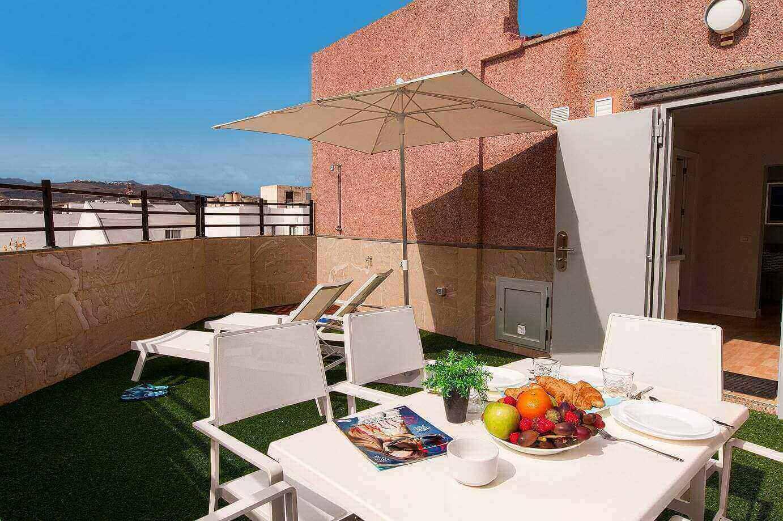 Hotel Apartamentos Bajamar Apartamentos Las Palmas Atico Dos